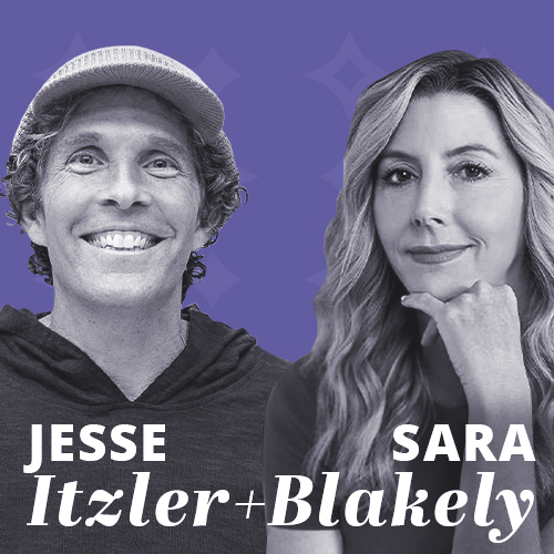 Jesse Itzler + Sara Blakely